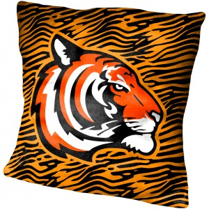 "16"" x 16"" Dye Sublimated Fleece Pillow"