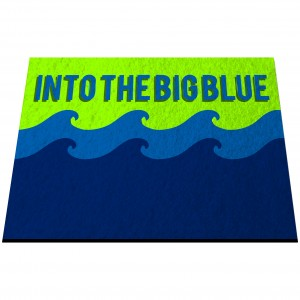 "18"" x 24"" Sublimated Floor Mat"