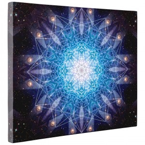 """12"""" x 12"""" x 1.5"""" Gallery Wrapped Canvas Print"""