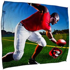"16"" x 19"" Dye Sublimated Microfiber Rally Towel"