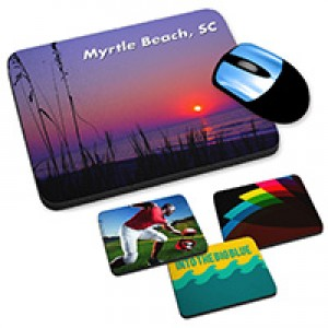 Dye Sublimated Mouse Pad
