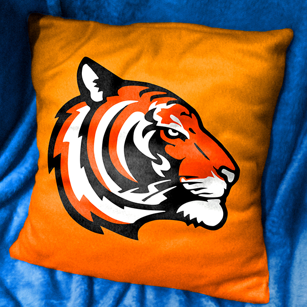 Dye Sublimated Fleece Pillows
